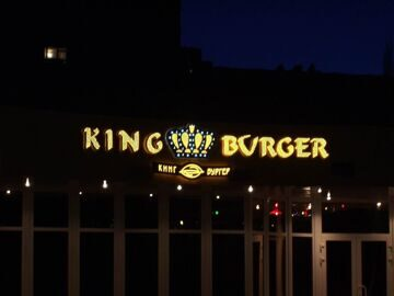 king burger night